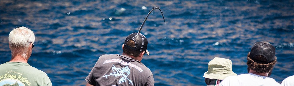 Fisherman 39 s landing san diego ca fishing charters for San diego fishing guides